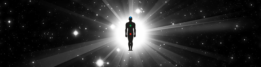 La relación del ser humano con Dios y el Universo