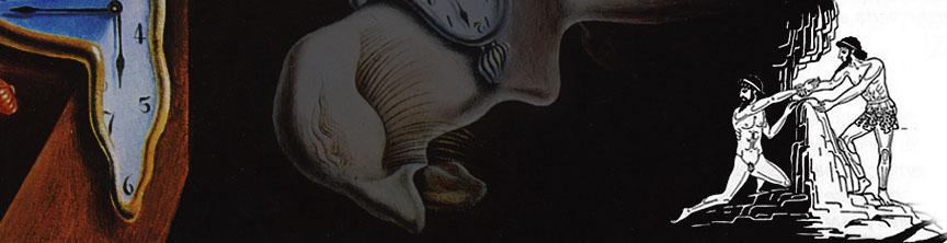 La persistencia de la memoria. Surrealismo, Salvador Dalí
